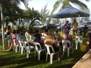 Darwin Launch of Trail Magic