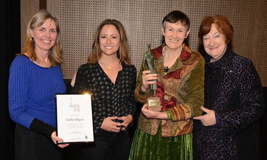 Alice Award;Society of Women Writers
