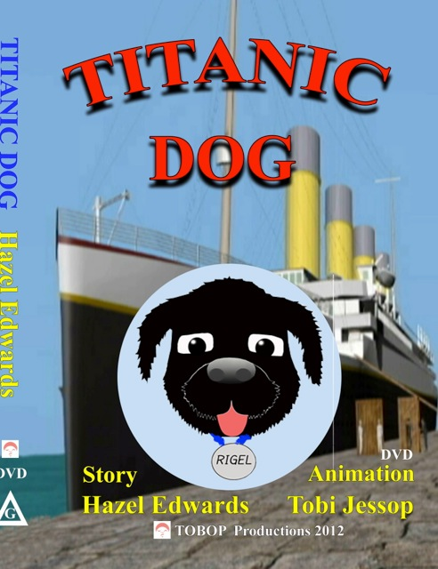 Titanic Dog (Animation)