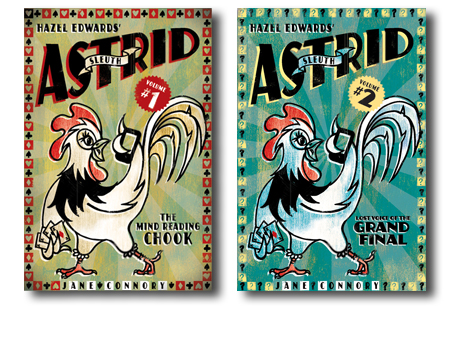 Sleuth Astrid series