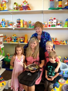 'Read Together' Launch Frankston Toy Library